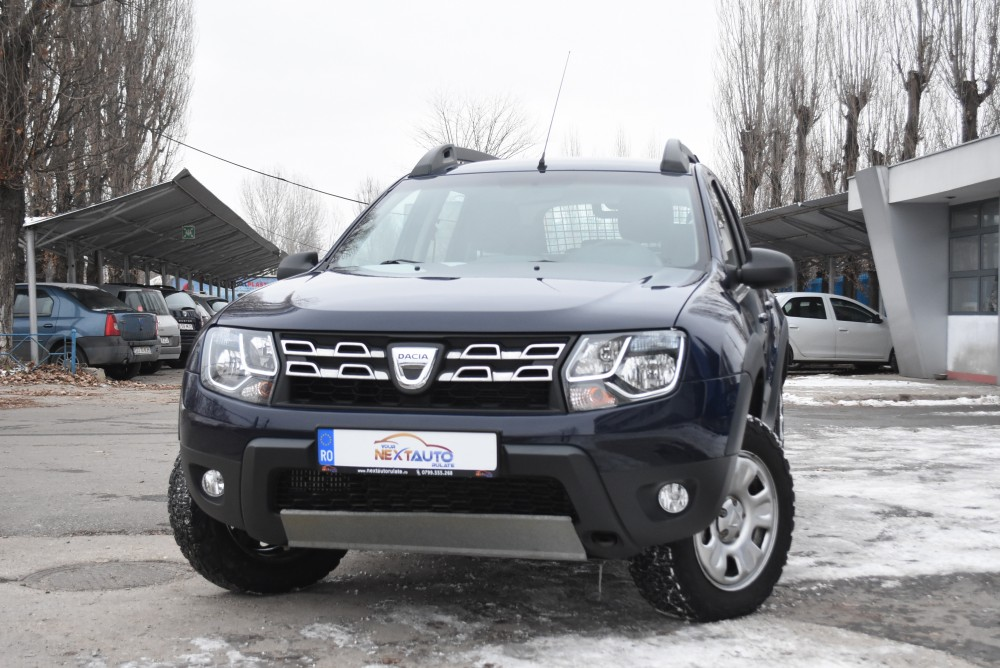 Dacia Duster 4x4 1.5 dCI 110CP Euro 5