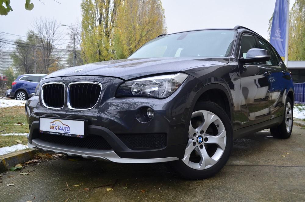 BMW X1 16D SDRIVE 116 CP Euro 5