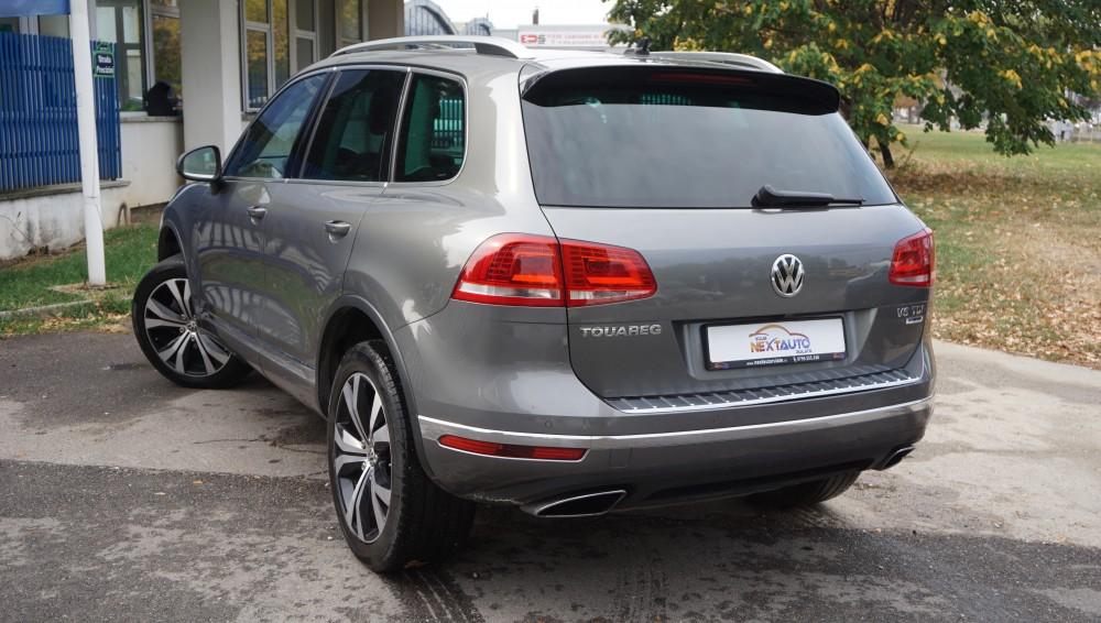 VW Touareg 3.0 V6 TDI 4X4 MOTION CARAT EDITION