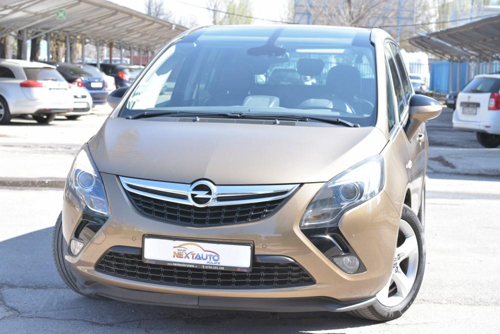 Opel Zafira 2.0 CDTI Bi-Turbo 195 CP