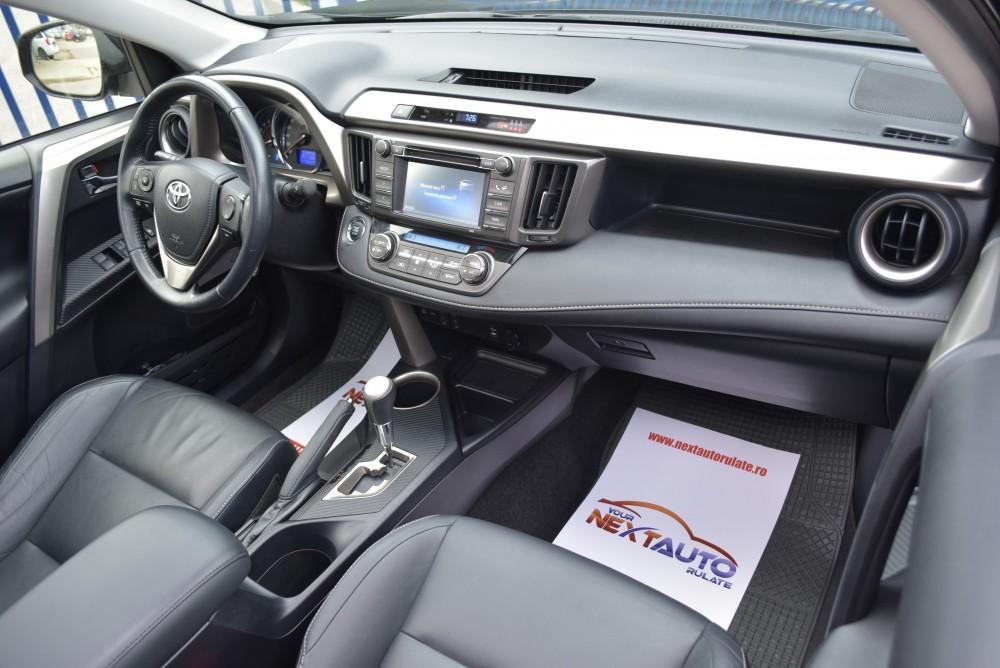 Toyota RAV4 4WD 2.2 D-CAT 150CP