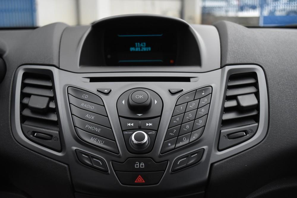 Ford Fiesta 1.5 TDCI Euro 5