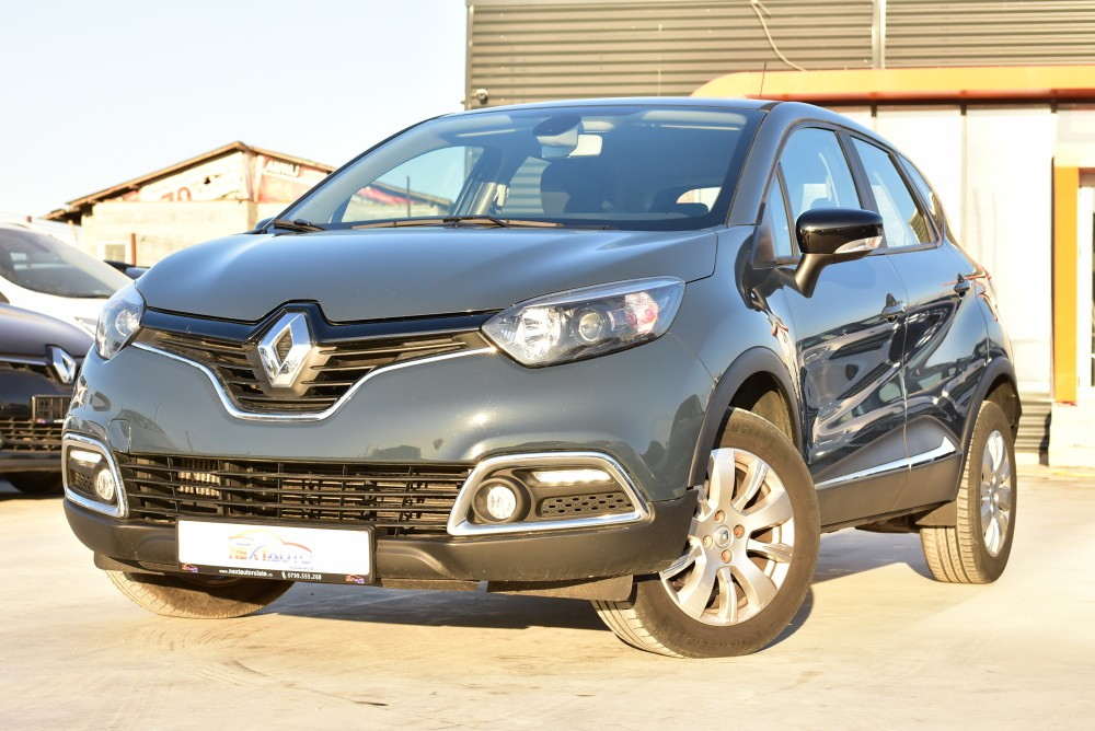 Renault Captur 1.5 DCI EDC BUSINESS ENERGY