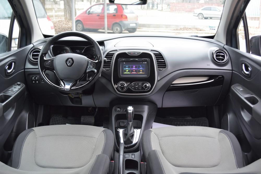 Renault Captur 1.5 DCI EDC BUSINESS ENERGY