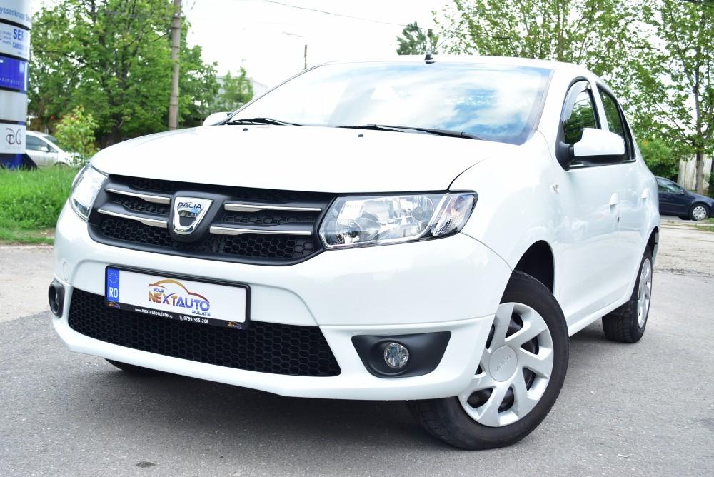 Dacia Logan 1.2 Euro 5 cu GPL