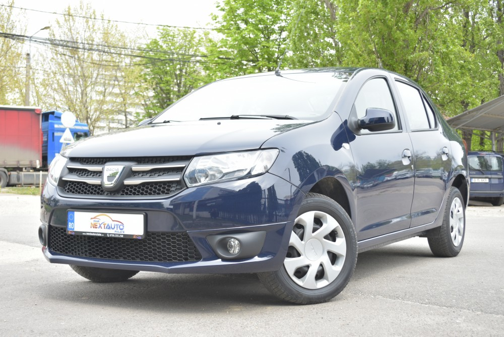 Dacia Logan 2015 1.5 dCi
