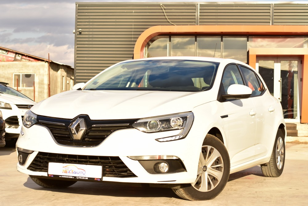 Renault Megane Air Energy