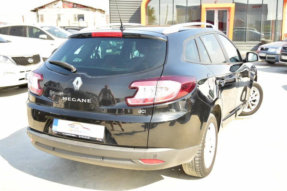 Renault Megane 1.5 dCI EDC