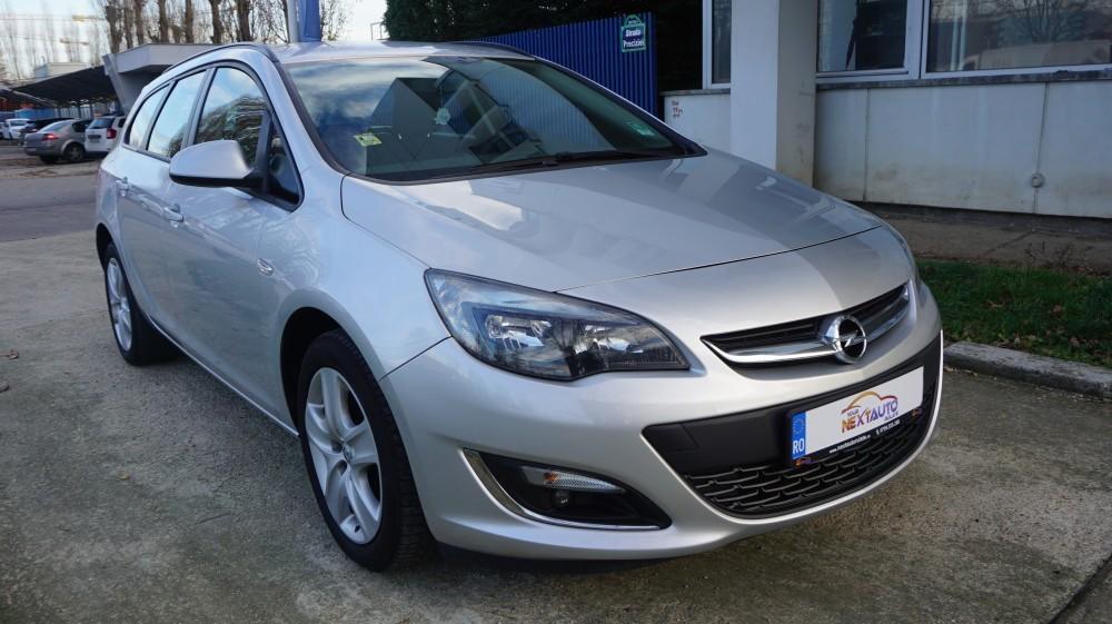 Opel Astra J 2013 Automat 2.0 CDTI