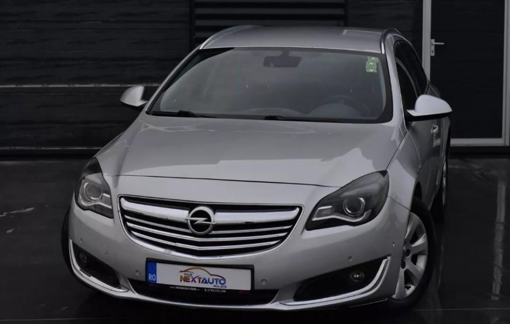 Opel Insignia Facelift 2.0 CDTI Automata