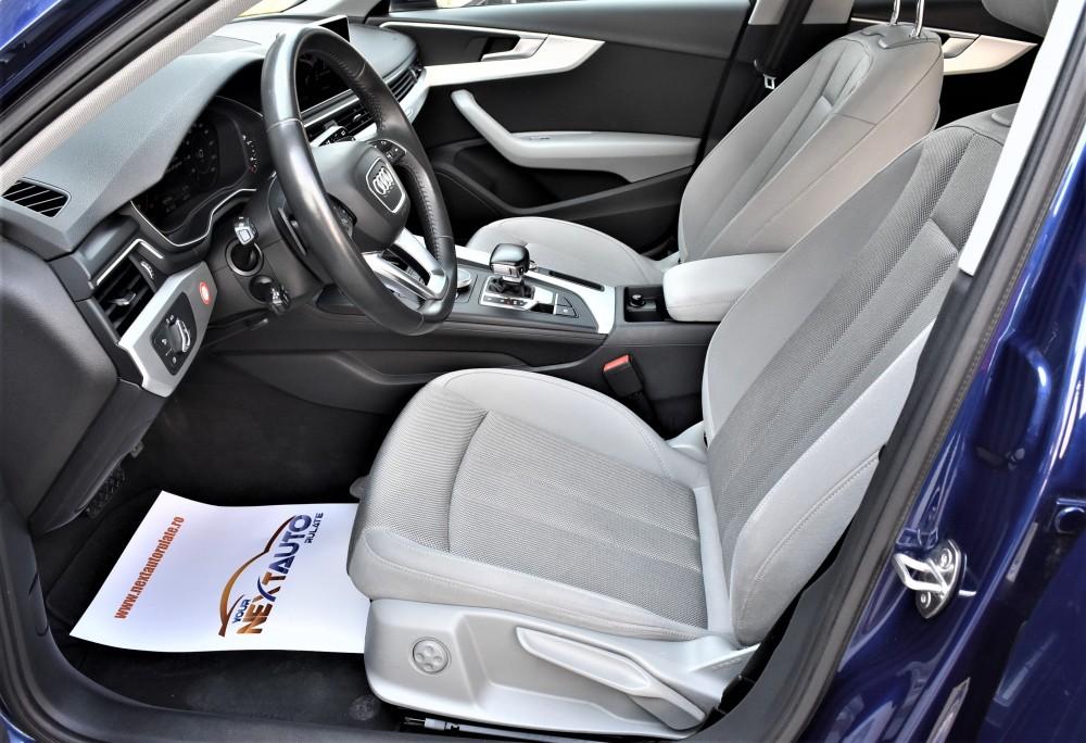 A4 Allroad Quattro  TDI S TRONIC