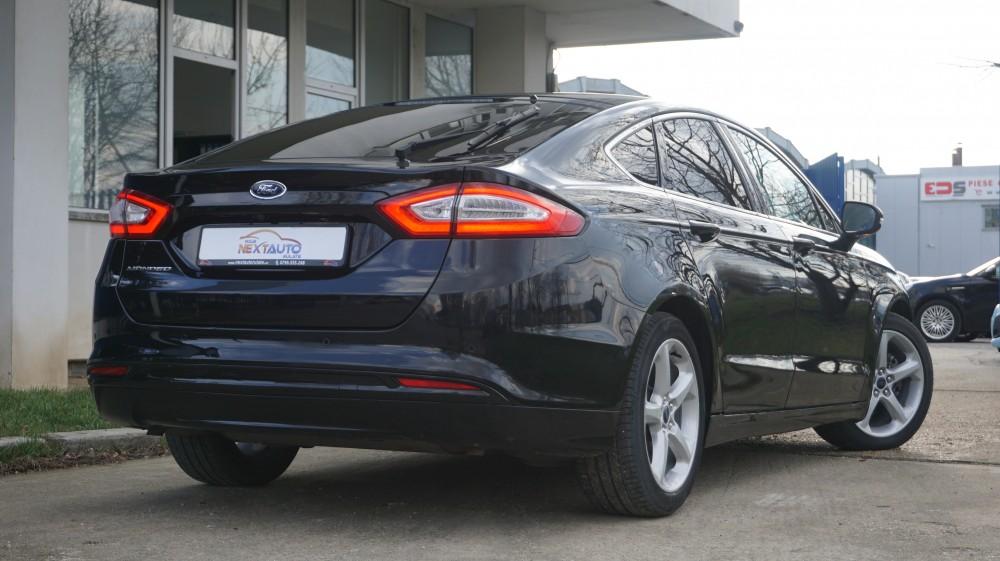 Ford Mondeo 2.0 Titanium TDCI Powershift