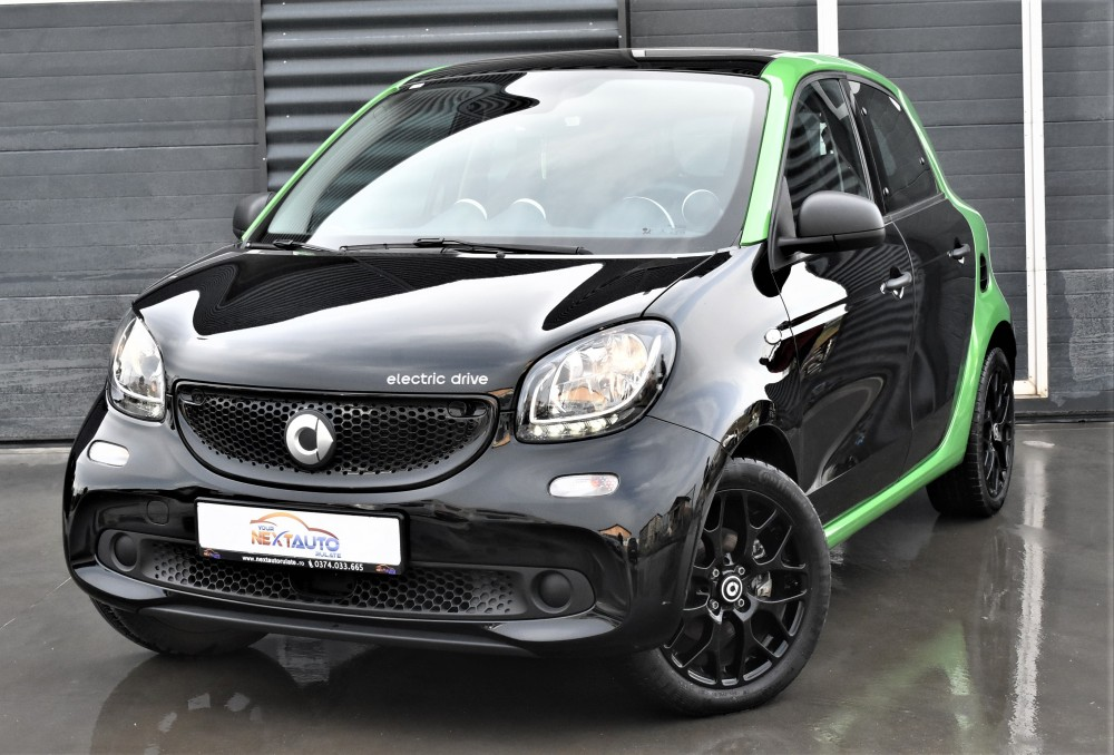 Smart ForFour 60 Kw Electric Drive