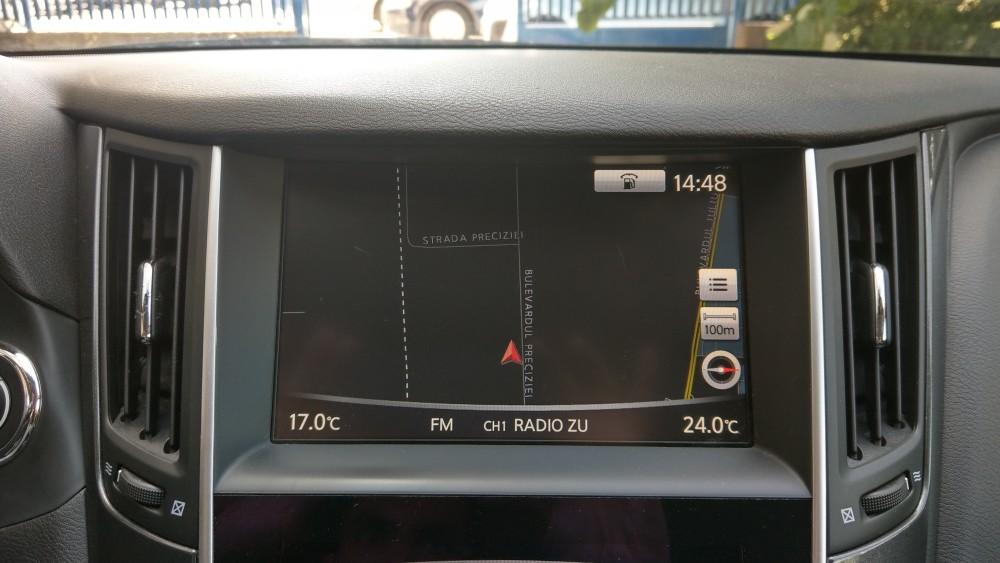 Infiniti Q50 2.2d