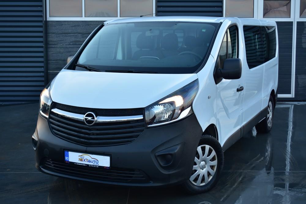 Opel Vivaro 1.6 Biturbo Start & Stop