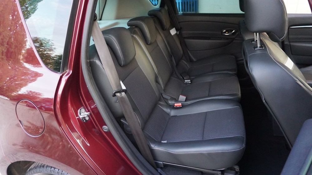 Renault Scenic 1.5 dCI automatic
