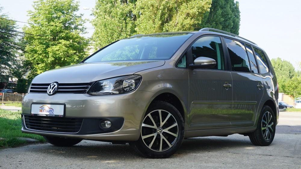 Volkswagen Touran 2.0 TDI DSG