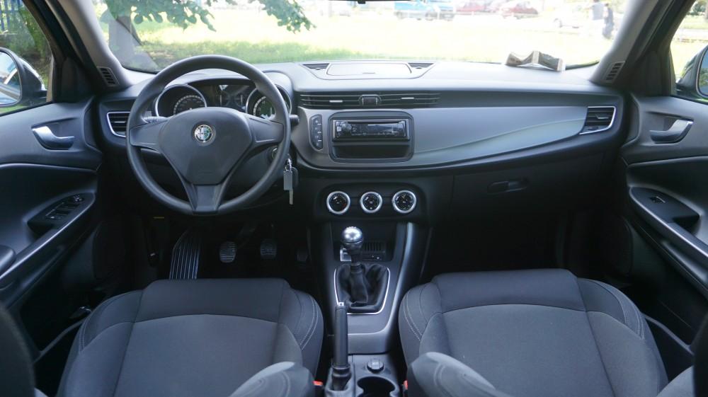 Alfa Romeo Giulietta 1.4 Turbo Euro 6