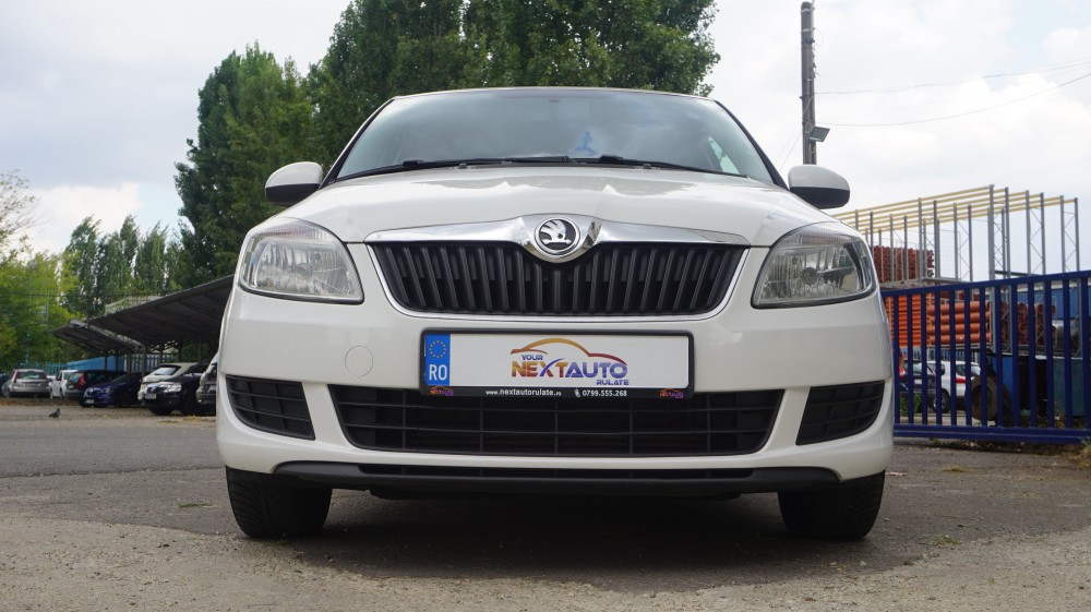 Skoda Fabia 1.6 TDI Euro 5